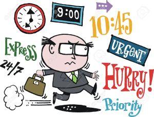 14436164-cartoon-of-businessman-rushing-stock-photo